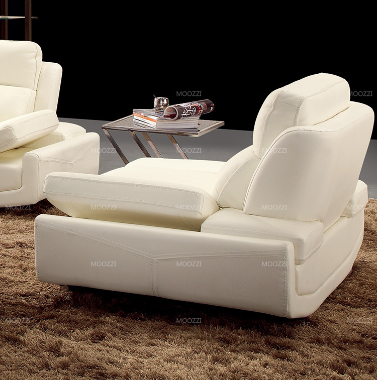 Factory Cheap Living Room Wedding Sofa White Sofas For