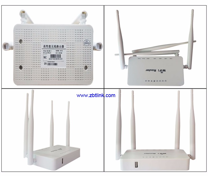 Lowest cost new chipset MT7628 300mbps enterprise gateway router