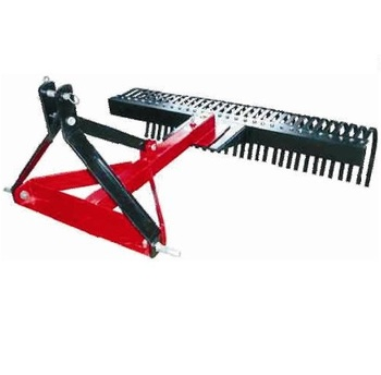 3 Point Tractor Landscape Rakes