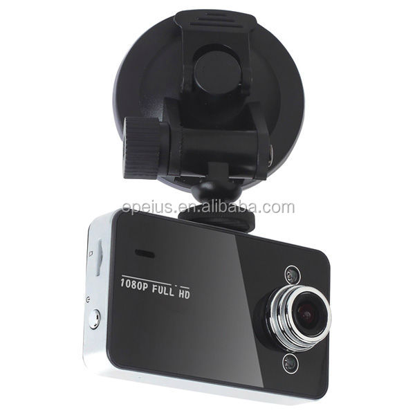Good quality of the Market Valuale Car dvr Record Share your journey with families K6000 car dvr camera
