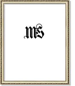 MyFrameStore Imperial Frames 16 by 20-Inch/20 by 16-Inch Picture/Photo Frame, Cream with Antique Gold Floral Design