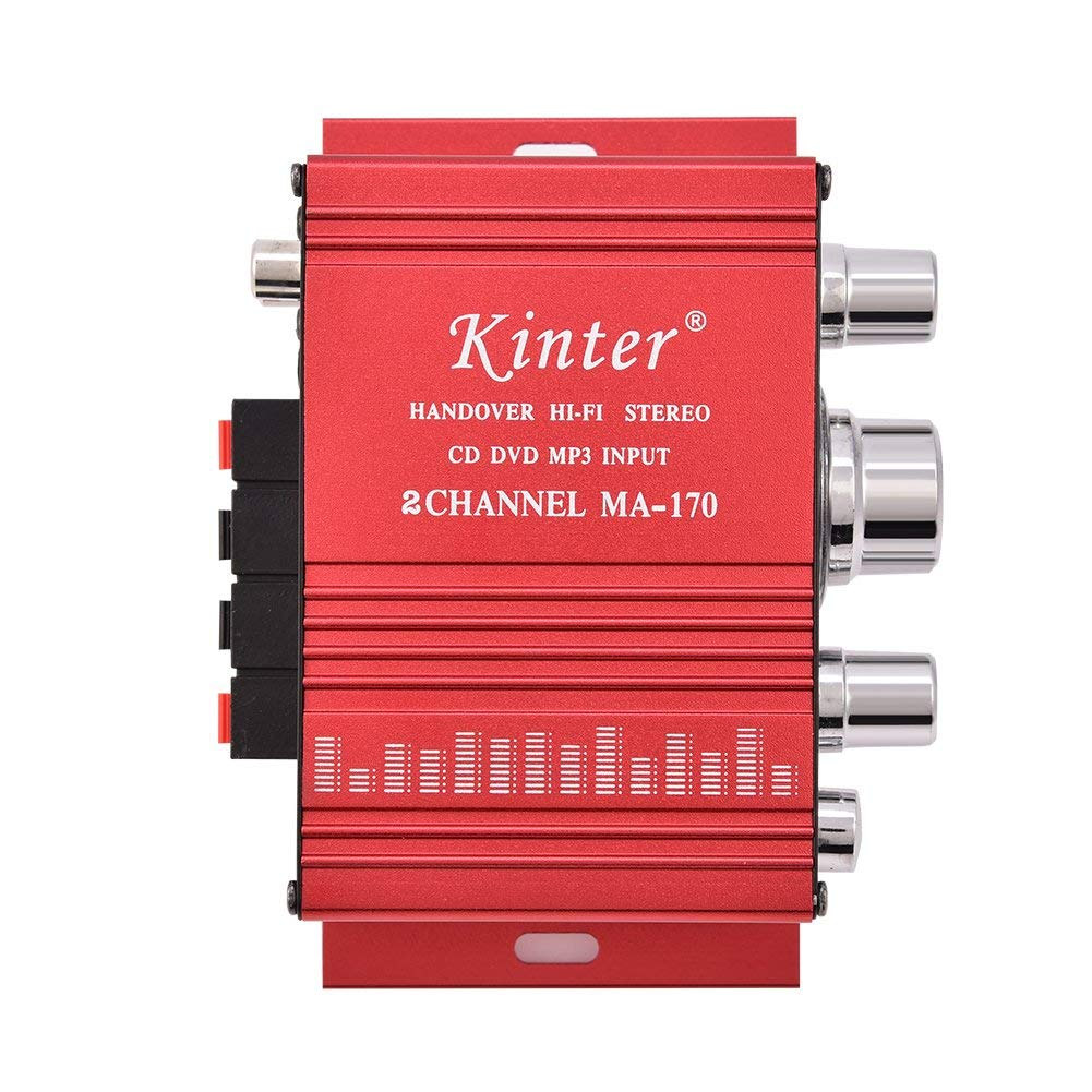 Cheap Mini Car Stereo Amplifier Find Details About 12v Hifi Pam8610 Audio Circuit Get Quotations Fosa Dual Channel Super Bass Amp Booster For Moto Home