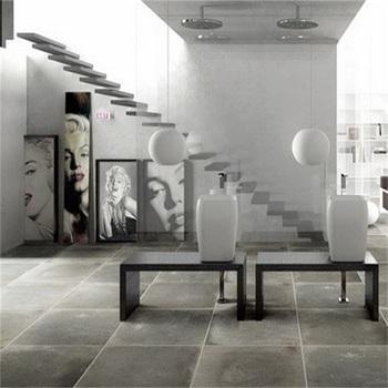 D Decorative Ceramic Tile Looks Like Cement Floor Tiles Buy D - Ceramic tile that looks like cement tile