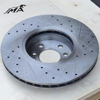Factory Direct Sale Brake Disc for Toyota to Trading Company Wholesaler with G3000 Standard TS16949 Certificate