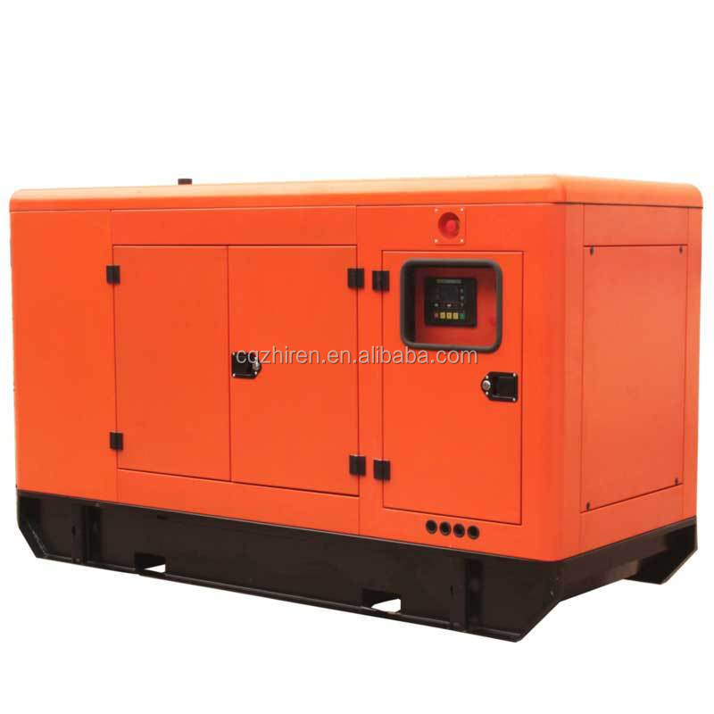Dependable Soundproof Ng/Lpg Generator For Farming Back-Up Power