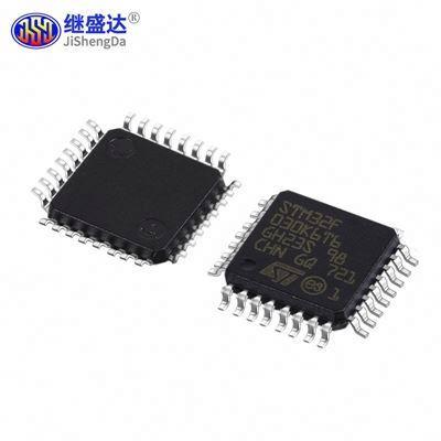 5 PCS X STM32F031C6T6 IC MCU 32BIT 32KB FLASH 48LQFP ST