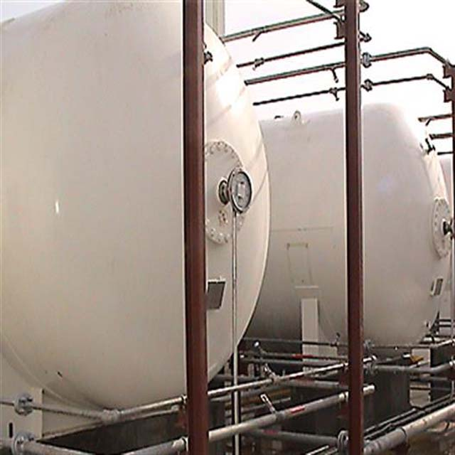 Competitive Price Widley used LPG Gas Tanks