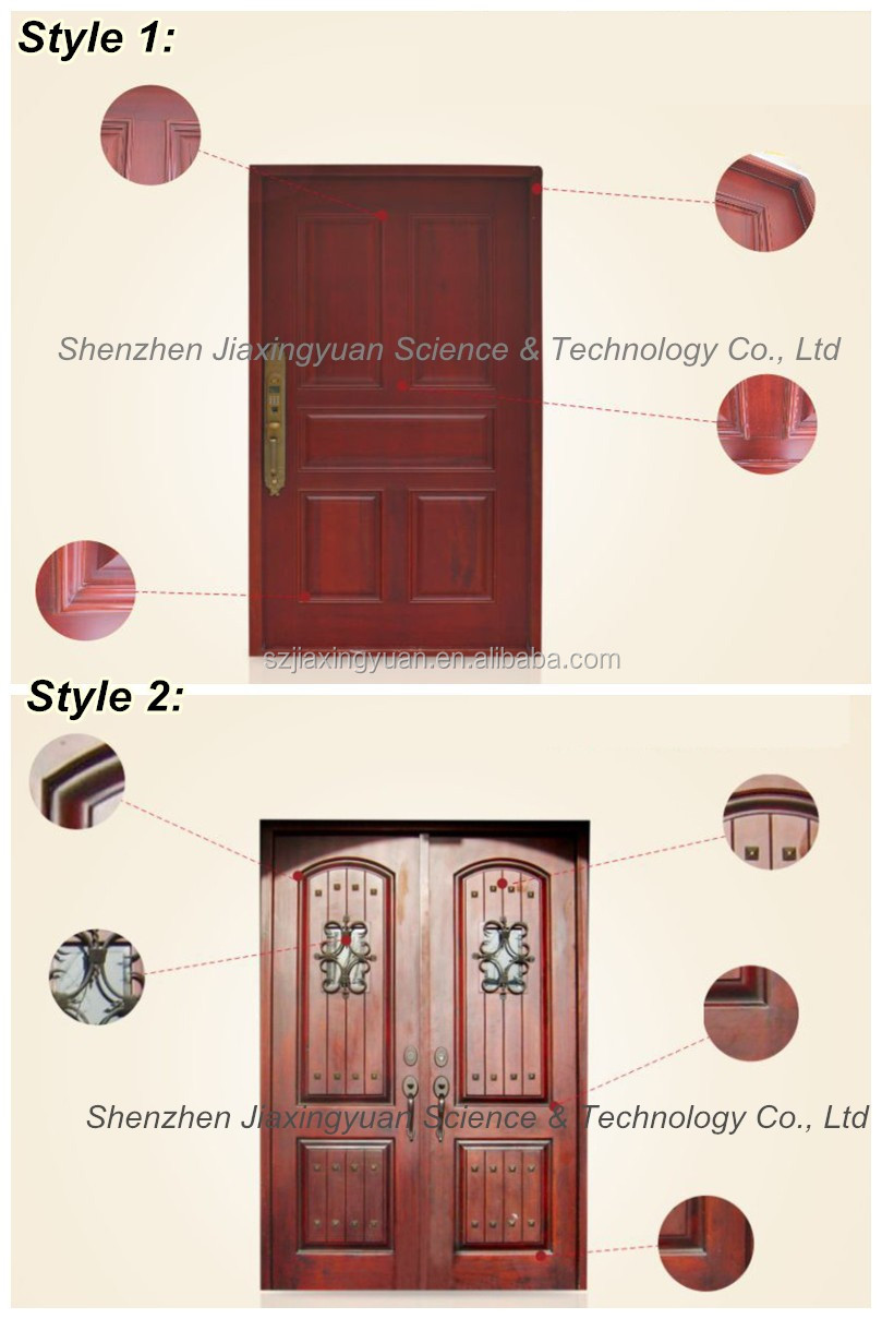 Main Door Double Wooden Door Designs
