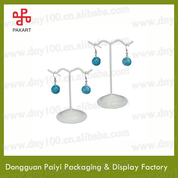 Wholesale stylish decorative earrings jewelry display stands