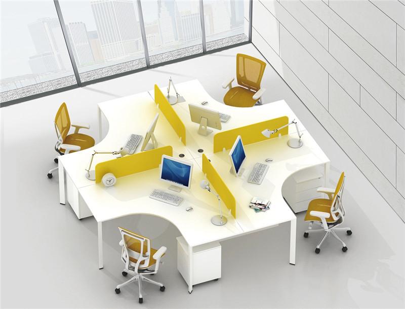 Buena calidad moderno mobiliario de oficina muebles tabla for Mobiliario de oficina moderno