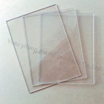 Thin Hard Plastic Sheetpolystyrene Sheetpmmaacrylicphoto Frame