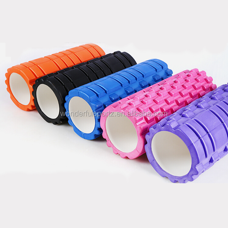 Smooth&gear&Floating-point EVA exercise yoga rollers