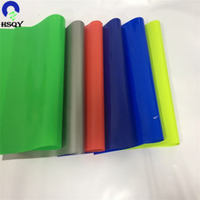 PVC Plastic Binding Book Covers Materials Soft Film Rolls