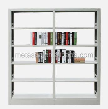 Furniture Metal Library Book Shelves