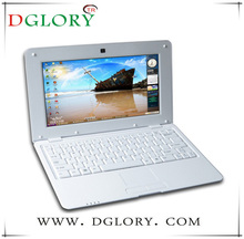 "DG-NB1001 en venta 10.2 ""netbook VIA8850 resolución 1024*600 512 MB/4 GB barrtery 3200 Mah"