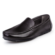 New Style Fashion Men Causal Genuine Leather Shoes Men Loafer Shoes
