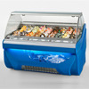 Commercial 12 Trays size 3L Hard Ice Cream Freezer Showcase Refrigerator Gelato display cabinet