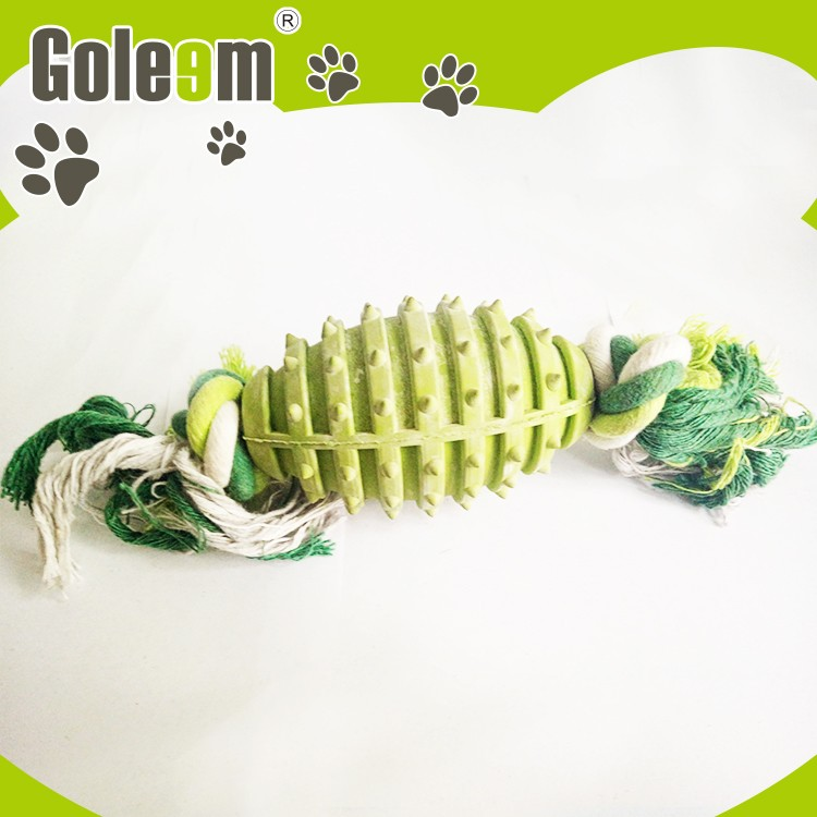 Newest High Performance Ball Tug Cotton Rope Toy