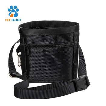 Storage Waist Bag Pet Puppy Outdoor Food Snack Pockets Dog Training Pouch Treat For And Walking