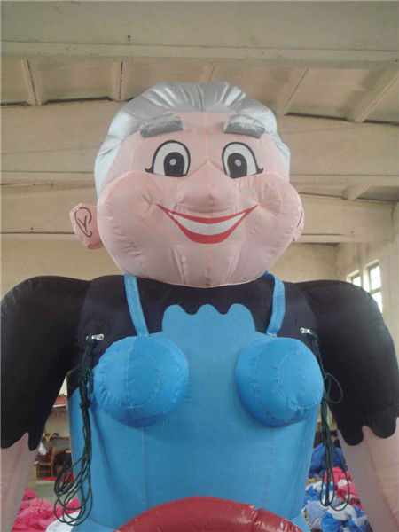 new brand advertising inflatable women