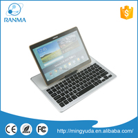 Alibaba china supplier bluetooth tablet pc case with keyboard and touchpad
