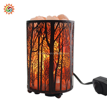 Factory direct supply family bedroom end decor himalayan floor salt lamp with high quality