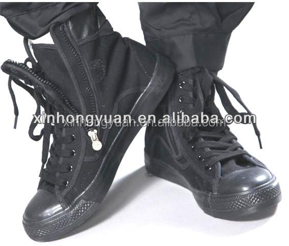 Allemande militaire bottes gros / bottes militaires toile