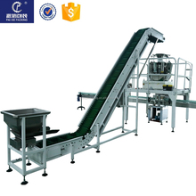 CE & ISO9001 certification automatic grade e-weighing coffee bean production equipment with new technology