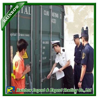 Customs clearance Spain goods on beijing shanghai