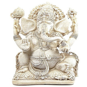 Hot Sale Personalized Handmade Polyresin Ganesha Sculptures