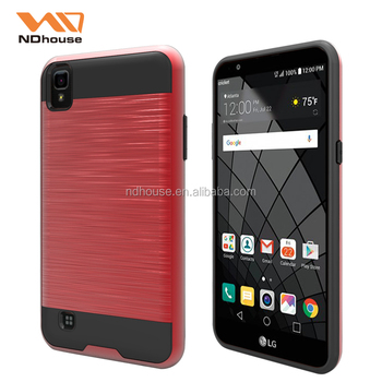 buy popular 1e3ef c1b31 Wholesale Price Metal Bumper Case Custom Design Dual Layer Cell Phone Case  For Lg X Power - Buy Metal Bumper Case,Dual Layer Cell Phone Case,Cell ...