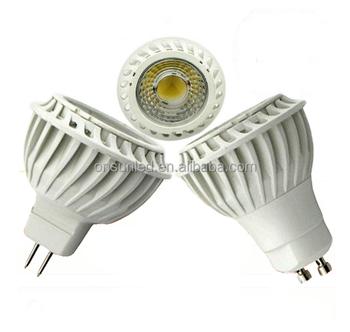 high lumen cob gu 5 3 led spotlight dimmable buy gu 5 3. Black Bedroom Furniture Sets. Home Design Ideas