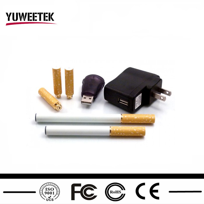 YuWeeTek hot sale disposable 510 cbd cartomizers e cig vapor 510 atmoizer cartridge with free samples