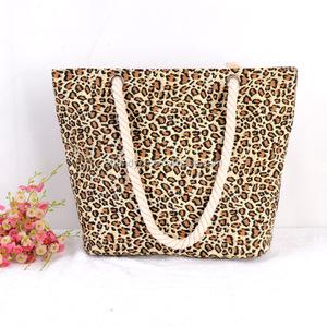 Leopard Beach Bag Supplieranufacturers At Alibaba