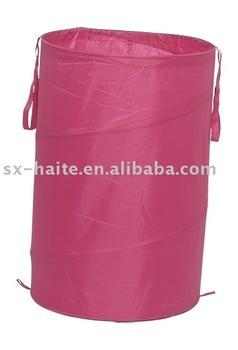 Pop Up Laundry Basket Collapsible Bag Folding Hamper