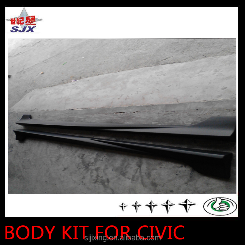 For hon-da civic 2006-2010 parts body kit pp material