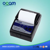 OCPP-M06: 58mm mini portable bluetooth thermal android mobile usb printer for POS
