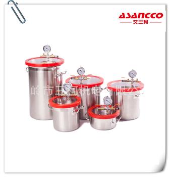 3 Gallon Gal Vacuum Chamber Stainless Steel Degassing Urethanes