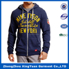 Customized high quality sublimation cotton blank hoodies