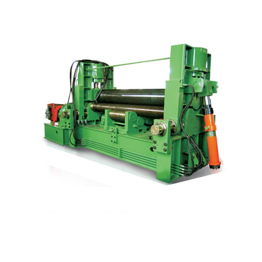 Widely used plate rolling machine