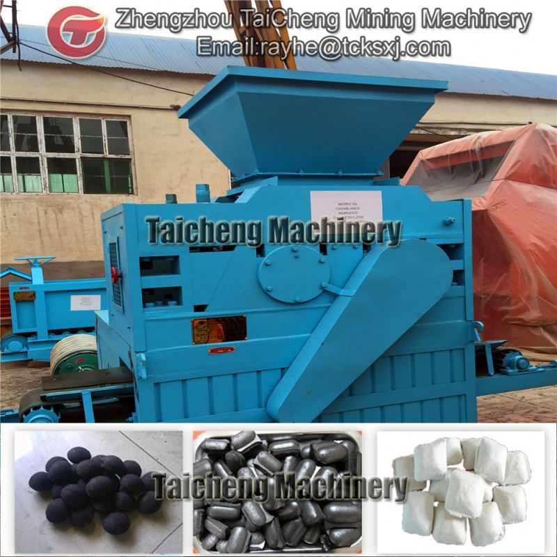South Africa new coal/charcoal ball press machine price technology