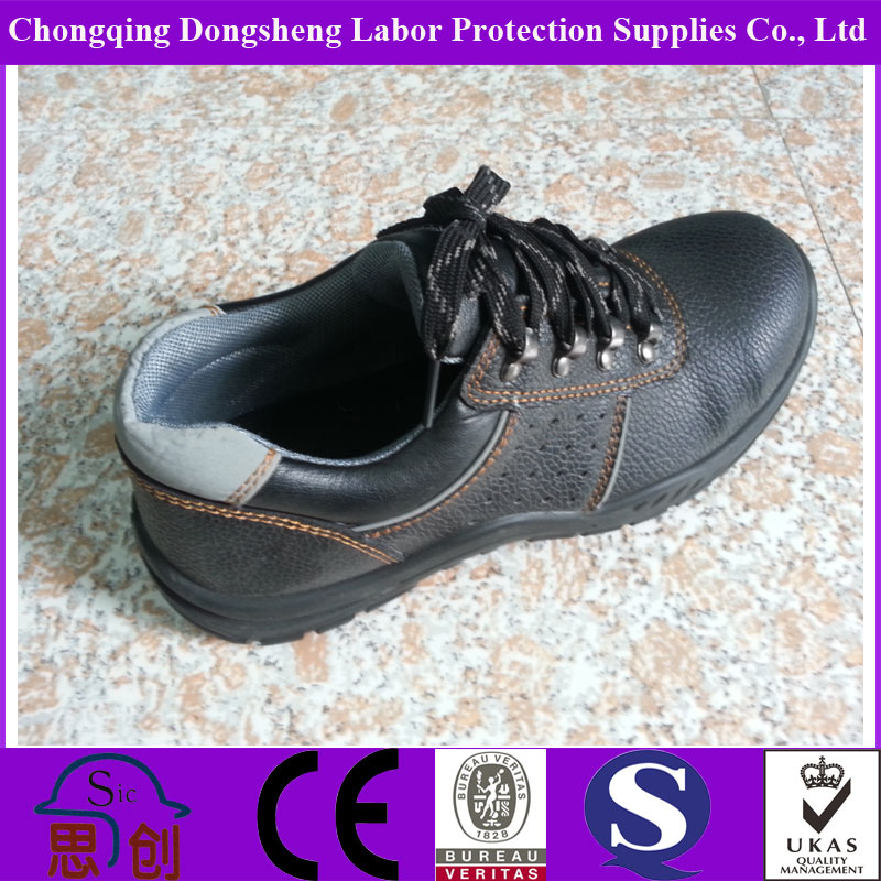 Piercing Resistant Smash Resistant Ventilate Safety Shoes Ppe ...