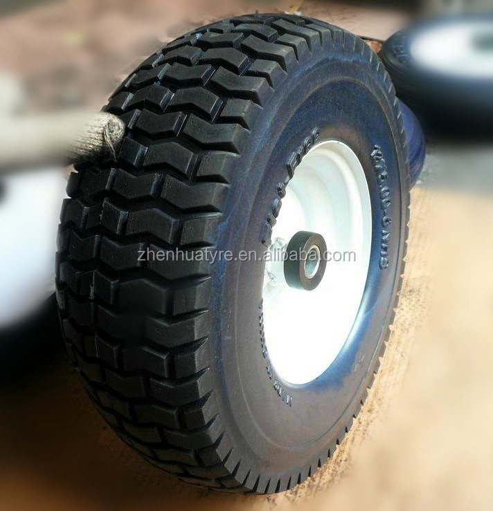China Lawn Mower Golf Cart Solid Tire 13x5.00-6