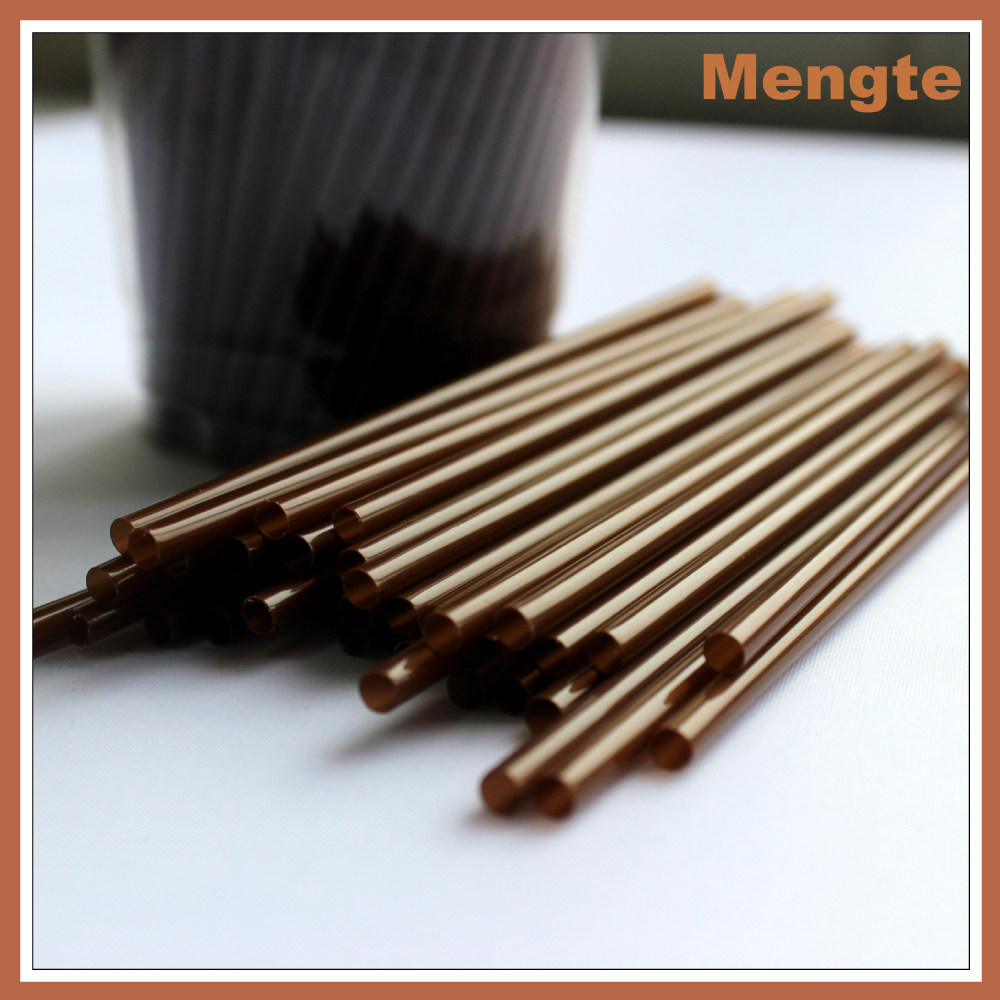 Natural biodegradable100% compostable wheat straw for coffee juice drinking straws jumbo drinking straw