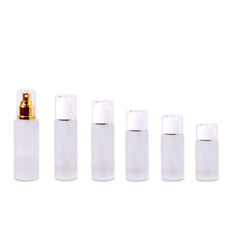 Wholesale custom made clear glass perfume 150ml spray bottles