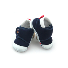 Mesh Warm Plush Baby Boys Canvas Fashionable Casual Slip-On Sneakers Tennis Shoes