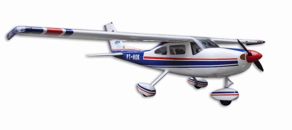 Wholesale nitro engine airplane F0281 CESSNA-182 60 rc model ...