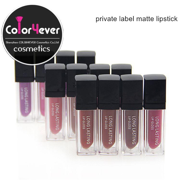 Matte Liquid Lipstick Private Label,Purple Lip Gloss Tubes,Matte Long  Lasting - Buy Matte Long Lasting,Purple Lip Gloss Tubes,Matte Liquid  Lipstick