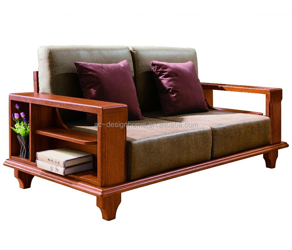 Wood sofa teak wood sofa set thesofa for Classic sofa malaysia
