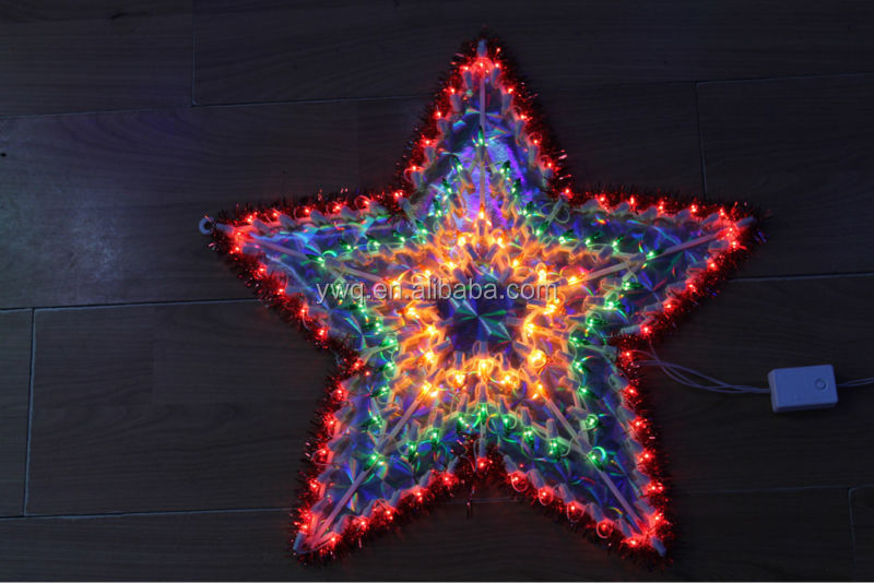 outdoor christmas star motif lights star buy new christmas lights hanging starhanging outdoor christmas starmetal lighted star product on alibabacom